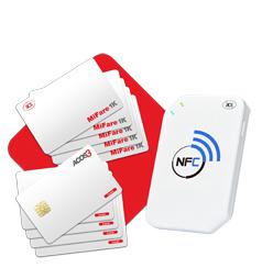 ACR1255U Bluetooth NFC Reader SDK