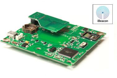 DTAG100-BLE smart beacon module