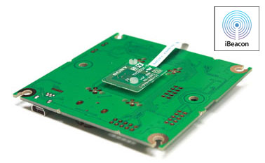 DTAG100-PRO smart beacon and dynamic tag module
