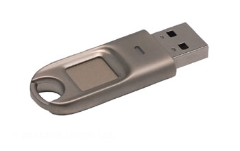 Feitian FIDO2 Biometric USB token