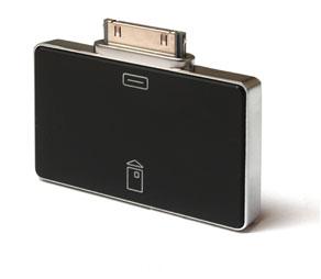 Feitian iR301-U smartcard reader for iPhone 3/4