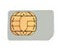 Gemalto IDPrime .NET smartcard – SIM cut - Click for more info...