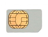 Gemalto IDPrime MD 840 B card - SIM cut