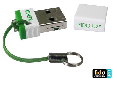 Key-ID FIDO U2F security key – 2nd generation