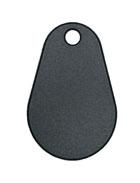 MIFARE Classic 1K Keyfob - thin, black