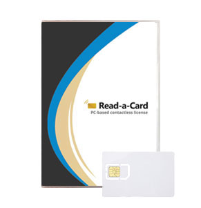 Read-a-Card software: SAM license