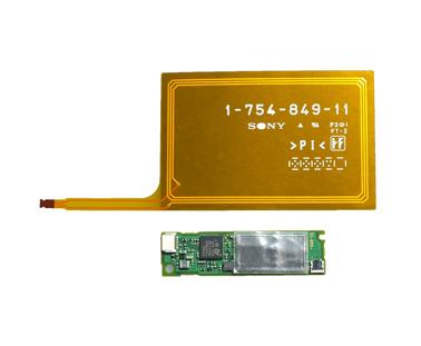 FeliCa RC-S634/UA embedded NFC reader module