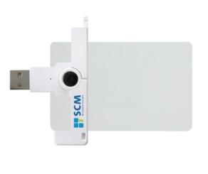 uTrust SmartFold SCR3500-A