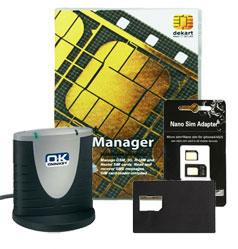 SIM Manager + Omnikey 3121