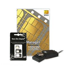 SIM Manager + ACR39T-A1