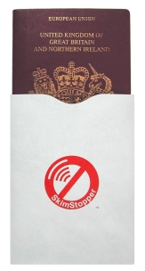 RFID-Blocking Passport Sleeve