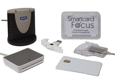 Smartcard Logon Proof of Concept Kit